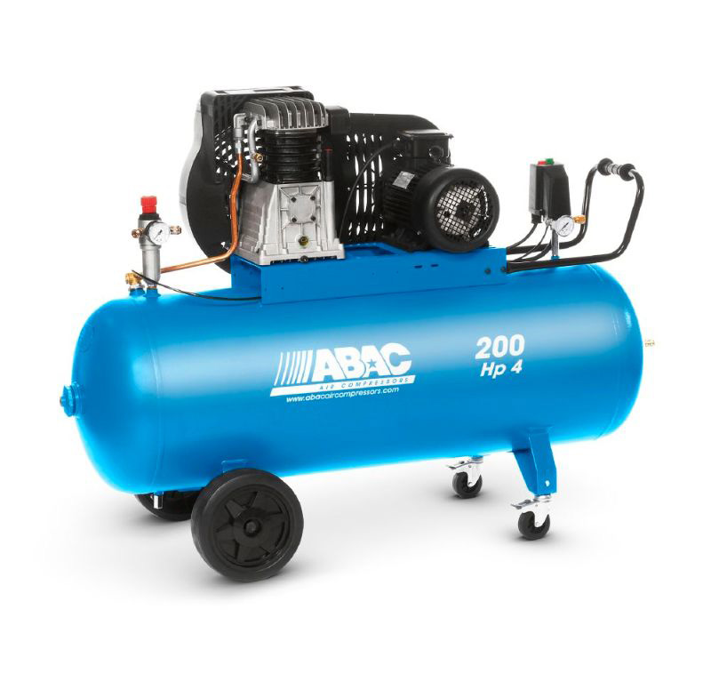 PRO B4900-7000 - Two Stage Belt Driven Compressors