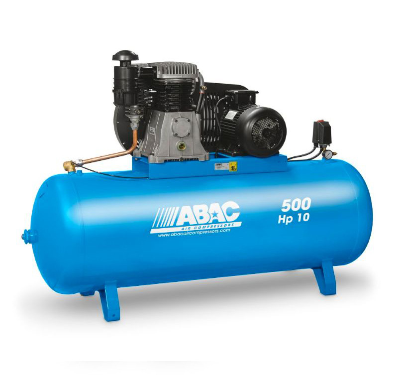 15 bar PRO - Two Stage High Pressure Belt Driven Compressors
